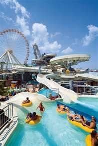 Splash Zone Water Park - Wildwood, NJ. Definitely wanna take the kids here for the day! I can't wait for vaca!!
