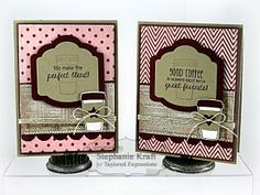 ***Stamping GENERAL *** Taylored Expressions December Spotlight Day: Joe To-Go!