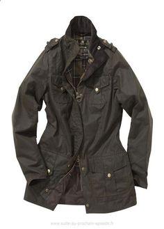 Barbour Ladies Défense Jacket Olive | Classique Tartan (Barbour Enfield)