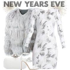 How To Wear NEW YEARS PARTY Outfit Idea 2017 - Fashion Trends Ready To Wear For Plus Size, Curvy Women Over 20, 30, 40, 50