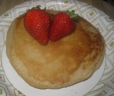 Healthy Homemade Pancake Batter (with Almond milk) Recipe by AWESOMEMAMA2012 via @SparkPeople