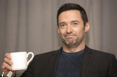 """Jackman's Landing — Hugh Jackman attends the """"PAN"""" Press Conference in..."""
