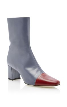 Mira kidskin boot by Trademark