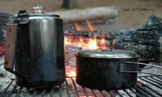 10 tips for family camping meals