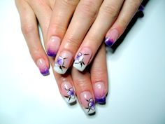 lila-fehér/purple-white