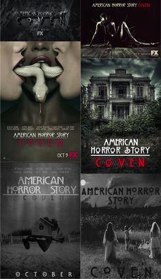 'American Horror Story: Coven' trailer