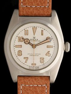 1940s Rolex Oyster Perpetual   Chronometer Watch