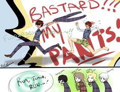 PANTS by ~BlackDiamond13 on deviantART<<< This is what got me into spamano in hetalia. Not the history. Not the relationship. Just this piece of fan art.<- that is amazing