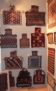 The Tribal Bag Exhibition at Sartirana Textile Show