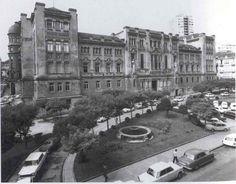 PLAZA DE GALICIA,PLAZA HOY DIA PEATONALIZADA Y CON PARKING ABAJO. Santa Cristina, Parking, Plaza, Location History, Madrid, Photo And Video, World, Twitter, Bowrider