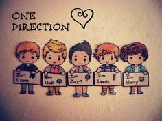 Image uploaded by Marrithoix. Find images and videos about one direction, niall horan and louis tomlinson on We Heart It - the app to get lost in what you love. One Direction Fan Art, One Direction Drawings, One Direction Cartoons, One Direction Wallpaper, One Direction Imagines, One Direction Pictures, 1d Imagines, Direction Quotes, Zayn Malik