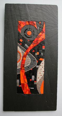 Mosaic and Co | Tableau Sandrine Daubrège