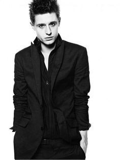 Max Irons.  He was so incredibly perfect in red riding hood :) *sigh