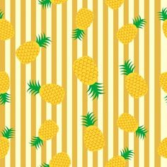 Discover thousands of copyright-free vectors. Graphic resources for personal and commercial use. Thousands of new files uploaded daily. Paradis Tropical, Pineapple Wallpaper, Digital Paper Free, Animal Print Wallpaper, Hello Kitty Birthday, Pineapple Pattern, Flamingo Party, Tropical Party, Iphone Background Wallpaper