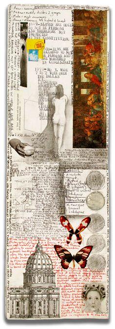 artist journal by Gerard Lange