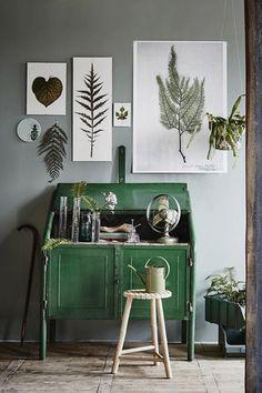L'herbier tendance poster