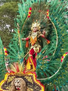 jember fashion carnival Indonesia