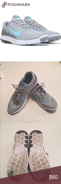 🎉SALE🎉Women's Nike Flex Experience RN4 My daughter bought these Nikes last weekend and doesn't care for the color on her.  She wore them only once.  Looking to get some money back.  If you like to see additional pics, LMK. Nike Shoes Athletic Shoes