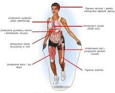 Odchudzanie na skakance • Diety, zdrowie, fitness i odchudzanie - DIETY.PL Fitness, Health, Sport, Exercises, Therapy, Salud, Health Care, Sports, Keep Fit
