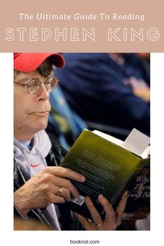 The ultimate guide to reading the work of Stephen King.