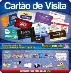 Cartão de visita é na Gráfica Mavicle-Promo!  #ima #mavicle #imadegeladeira #grafica #cartao