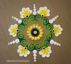 50 Meena Sankranti Rangoli Design (ideas) that you can make yourself or get it made during any occasion on the living room or courtyard floors. Easy Rangoli Designs Videos, Simple Rangoli Border Designs, Easy Rangoli Designs Diwali, Rangoli Designs Latest, Indian Rangoli Designs, Rangoli Designs Flower, Free Hand Rangoli Design, Small Rangoli Design, Rangoli Patterns