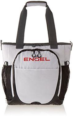 ENGEL COOLERS BACKPACK COOLER BAG - WHITE Engel