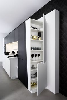 1000 images about cuisine on pinterest plan de travail kitchen walls and box shelves. Black Bedroom Furniture Sets. Home Design Ideas