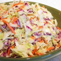 Recipe For Cracker Barrel Cole Slaw - Copy Cat - Cracker Barrel's delicious slaw an overnight chill is even sweeter.