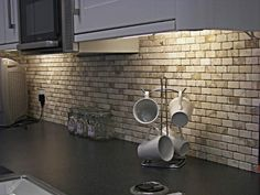 Bright Ideas for Kitchen Wall Tiles