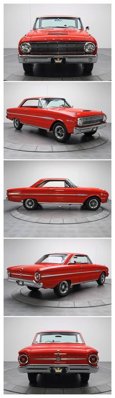 1963 Ford Falcon Futura Sprint