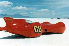 Salt Flats Racing