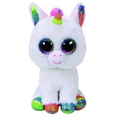 Plush Backpacks Toys & Hobbies Ty Beanie Boos Sequin Backpack Kiki The Cat With Bow Plush Toys 33cm Lar Size With Original Tag Sturdy Construction