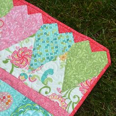 How to choose quilting motifs