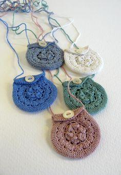 Tiny+Crochet+Keepsake+Necklaces+#howto+#tutorial