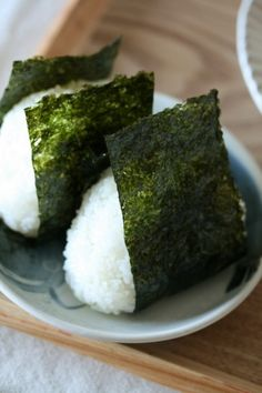 Japanese rice balls, Onigiri - おにぎり