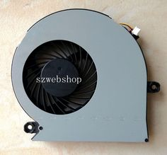 New for Toshiba Satellite P70 P70T P70T-A P70-A P75 laptop CPU fan FCCY DFS602205M30T 3pins