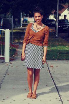 long sleeve shirt over dress