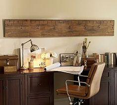 Wall Art, Framed Art & Wall Art Decor | Pottery Barn--oversized ruler for laundry room
