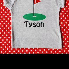 Golf birthday shirt