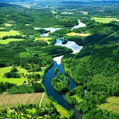 Halland County, Sweden