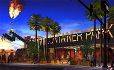 The Downtown Las Vegas Container Park is Now Open - Travelivery Las Vegas