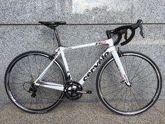 Cervelo R2 with 105 11 speed drivetrain