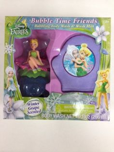 Disney Fairies Bubbling Body Wash