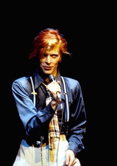 David Bowie, Diamond Dogs, 1974