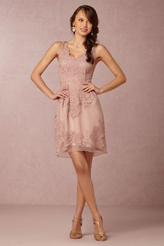 BHLDN Celestina Dress in  Bridesmaids View All Dresses at BHLDN