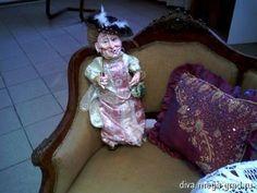 Авторская кукла. - портретная кукла. МегаГрад - online выставка-продажа авторской ручной работы