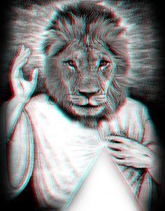 Manipulação de imagens. Salve! Em nome de qualquer Deus.