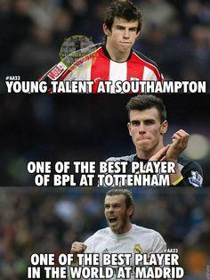 Gareth Bale :D