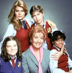 'The Facts of Life' - where are they now?